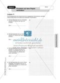 Stationenlernen zum Themenfeld quadratische Funktionen Preview 4