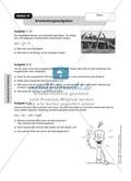 Stationenlernen zum Themenfeld quadratische Funktionen Preview 9