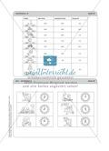 Einführende Aufgaben zum Ablesen analoger Uhren Preview 6