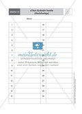 Stationenlernen zum Themenfeld Kalender und Zeit Preview 13