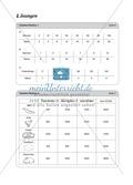 Stationenlernen zum Themenfeld Stochastik in Tabellen Preview 19