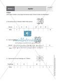 Stationenlernen zum Themenfeld Stochastik in Tabellen Preview 1