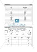 Stationenlernen zum Themenfeld Stochastik in Tabellen Preview 20