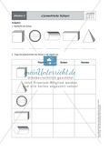 Stationenlernen zum Themenfeld Stochastik in Tabellen Preview 7