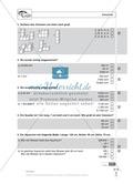 Schnelltest zur Erfassung des Lernstands im Themenfeld Größen, Mathe-Führerschein mit Selbstkontrolle Preview 12