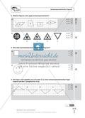 Schnelltest zur Erfassung des Lernstands im Bereich Spiegelung, Mathematik-Führerschein mit Selbstkontrolle Preview 2