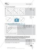 Schnelltest zur Erfassung des Lernstands im Bereich Spiegelung, Mathematik-Führerschein mit Selbstkontrolle Preview 4