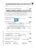Mathematik, Zahlen & Operationen, Zahlenraum, Zahlenstrahl, natürliche Zahlen
