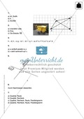 Klassenarbeit zu geometrischen Figuren Preview 3