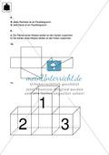 Klassenarbeit zu geometrischen Figuren Preview 4