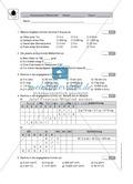 Mathematik, Größen & Messen, Zahlen & Operationen, Maßeinheiten, Stellenwerttafel, umrechnen von Einheiten, Gewichte