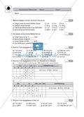 Mathematik, Größen & Messen, Zahlen & Operationen, Längen, Gewichte, umrechnen von Einheiten, Maßeinheiten, Stellenwerttafel