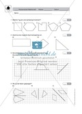 Klassenarbeit oder Lernkontrolle zur Achsensymmetrie Preview 1