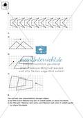 Klassenarbeit oder Lernkontrolle zur Achsensymmetrie Preview 4