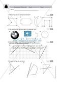 Mathematik, funktionaler Zusammenhang, Raum & Form, Geometrie, Achsensymmetrie, Spiegelachse, Analysis, Symmetrieachse, zeichnen, spiegelung