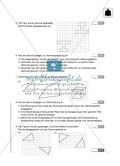 Klassenarbeit oder Lernkontrolle zum Themenfeld Spiegeln und Verschieben Preview 2