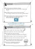 Rechenaufgaben auf Karteikarten zur Selbstkontrolle Preview 3