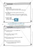 Vermischte Aufgaben auf Karteikarten zur Selbstkontrolle Preview 4
