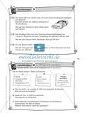 Vermischte Aufgaben auf Karteikarten zur Selbstkontrolle Preview 5