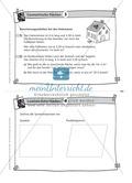 Übungsaufgaben au Karteikarten aus dem Themenfeld Geometrische Flächen Preview 3