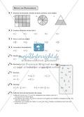 Mathematik, Zahlen & Operationen, Größen & Messen, Bruchrechnung, Dezimalbruch, umwandeln, kürzen