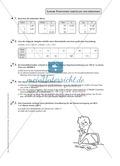 Aufgaben zur Darstellung und Berechnung linearer Funktionen Preview 1