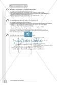 Aufgaben zur grafischen und rechnerischen Lösung von Gleichungssystemen Preview 2