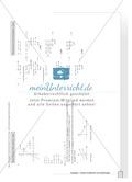 Aufgaben zur grafischen und rechnerischen Lösung von Gleichungssystemen Preview 7