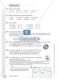 Aufgaben und Definitionen zu Potenzen Preview 1