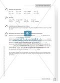 Aufgaben zu Logarithmen und Darstellungen von Abnahme- und Wachstumsprozessen Preview 1
