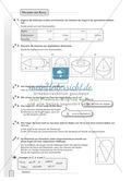 Mathematik, Raum & Form, Geometrie, Körperberechnung, Kugel, Oberfläche, Körpereigenschaften, Volumen