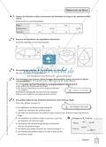 Aufgaben zur Berechnung der Oberfläche und des Volumens von Kugeln Preview 2