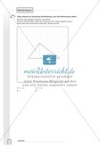 Mathematik, Geometrie, Dreieck, geometrische Figuren, Kathetensatz, höhensatz