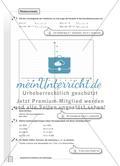 Aufgaben zur Normalparabel und Bestimmung der Funktionsgleichungen von Parabeln Preview 1
