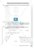 Übungen zu quadratischen Gleichungen Preview 3