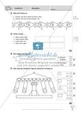 Basale geometrische Übungen mit Aufgaben zum Nachzeichnen Preview 1