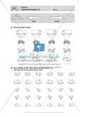Basale geometrische Übungen mit Aufgaben zum Nachzeichnen Preview 3