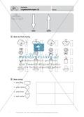 Basale geometrische Übungen mit Aufgaben zum Nachzeichnen Preview 4