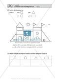 Basale geometrische Übungen mit Aufgaben zum Nachzeichnen Preview 6