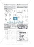 Mathefahrschule: Geometrie (Körper, Symmetrien, Baupläne) Preview 10