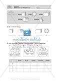 Mathefahrschule: Geometrie (Körper, Symmetrien, Baupläne) Preview 4