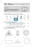Mathefahrschule: Geometrie (Körper, Symmetrien, Baupläne) Preview 6