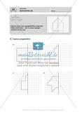 Mathefahrschule: Geometrie (Körper, Symmetrien, Baupläne) Preview 7
