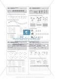 Mathefahrschule: Geometrie (Körper, Symmetrien, Baupläne) Preview 9