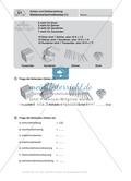 Mathematik, Zahlen & Operationen, Zahlenraum, Zahlenstrahl, arbeitsblätter