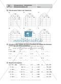 Mathefahrschule: Zahlenoperationen bis 1000 - Multiplikation Preview 5