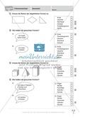 Mathefahrschule: Geometrie - Kreis, Quader, Zylinder etc. Preview 8
