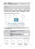 Geometrische Formen: Quadrat, Kreis, Rechteck, Raute, Parallelogramm, Dreieck Preview 1