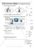 Mathefahrschule: Größen und Sachrechnen Preview 1
