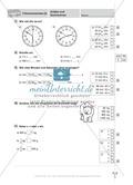 Mathefahrschule: Größen und Sachrechnen Preview 2